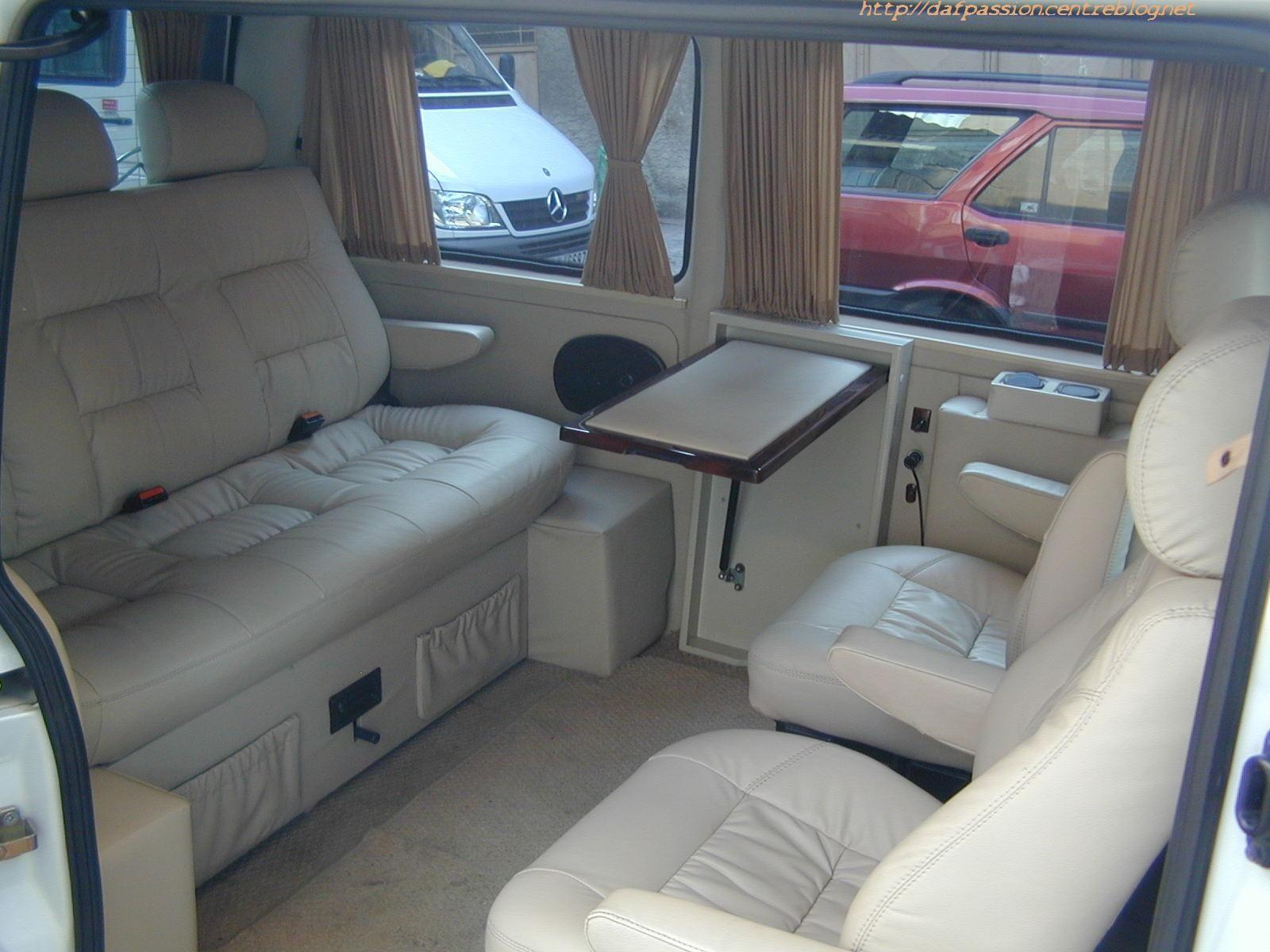 Mercedes vito - mercedes vito interieur