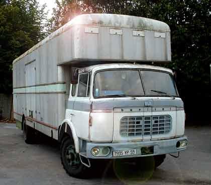 berliet camion. Black Bedroom Furniture Sets. Home Design Ideas